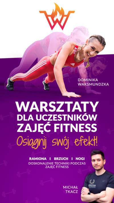 warsztaty fintess Kraków